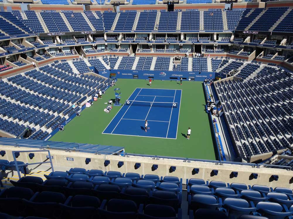 2019 Us Open Tennis Session 19 Wed Sep 4 2019