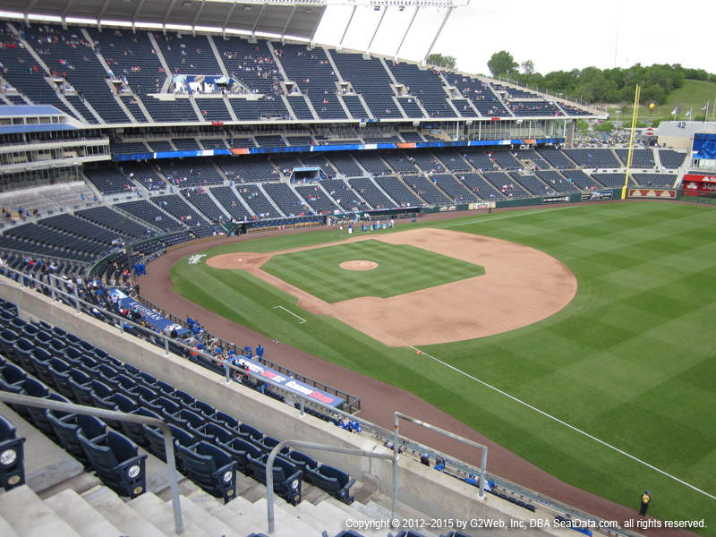 Kauffman Stadium View From View Box Outfield 436 | Vivid Seats on cashman field seat map, riverfront stadium seat map, orioles park seat map, tabernacle seat map, martin stadium seat map, rangers ballpark seat map, university of phoenix stadium seat map, mile high stadium seat map, u.s. cellular field seat map, kidd brewer stadium seat map, bank of america stadium seat map, champion stadium seat map, dolphin stadium seat map, husker stadium seat map, chapman stadium seat map, hamilton stadium seat map, three rivers stadium seat map, space coast stadium seat map, gila river arena seat map, levi's stadium seat map,