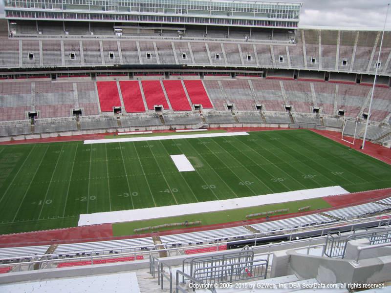 Ohio Stadium View From Section 24c Vivid Seats